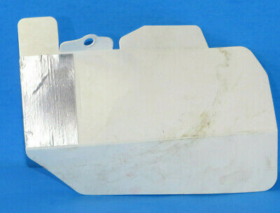 Whirlpool Dishwasher : Circulation Pump Motor Heat Shield (8283527) (A1182)