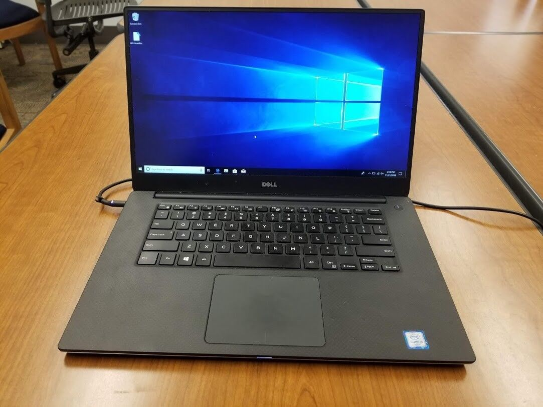 Dell XPS 15 9550 i5-6300HQ 2.3GHz, 500GB SSD, 8GB RAM, GTX960m, Battery Low