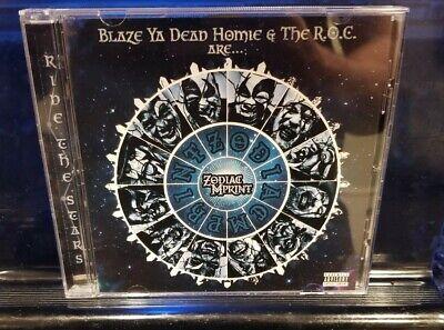 Zodiac Mprint - Ride The Stars CD Blaze R.O.C. house of krazees twiztid roc hok
