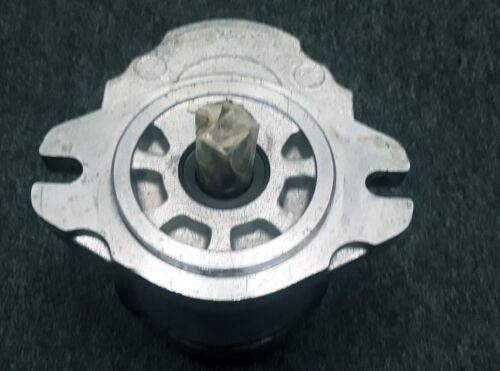 Rexroth Bosch MC30S24AJ23B Hydraulic Gear Pump SAE AA 2-Bolt Mount