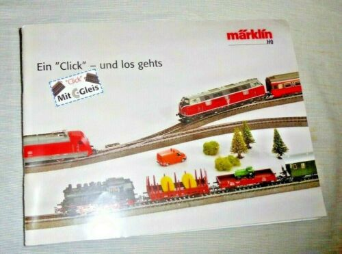 PUBLICATION MARKLIN TOY TRAINS ENGINES CONTROLLING LOCOMOTIVES STARTING PACK