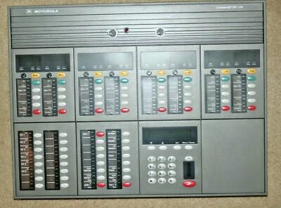 Motorola Dispatch Console L3179a Commandstar Lite