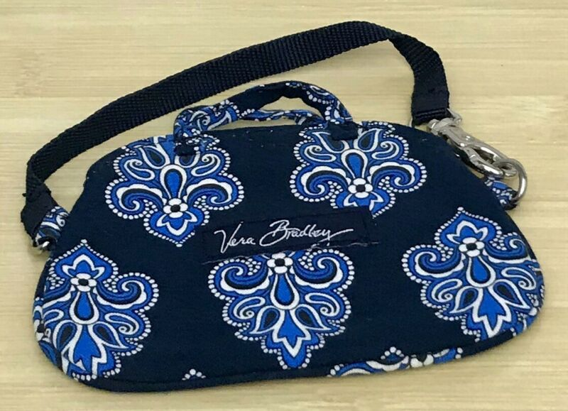 Vera Bradley Luggage Tag in Calypso