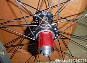 tune 700c wheelset