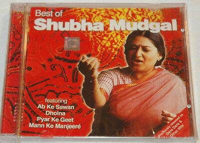 Best Of SHUBHA MUDGAL Rare INDIAN Hindu POP Bollywood INDIA Indian CLASSICAL