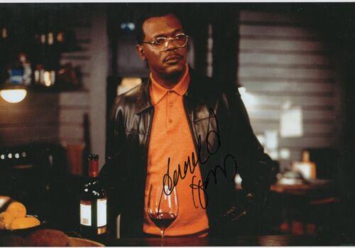 Samuel L. Jackson Autogramm signed 20x30 cm Bild