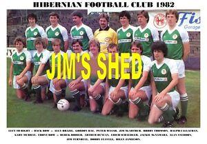HIBERNIAN-F-C-TEAM-PRINT-1982-HIBS