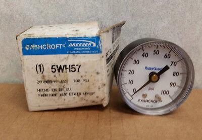 Ashcroft 595-06 Pressure Gauge