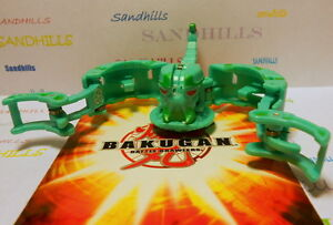 Bakugan Scorpion Green Ventus New Vestroia Trap