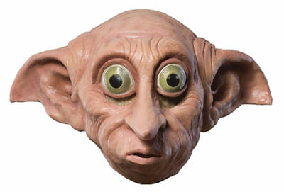 Morris Costumes New Harry Potter Dobby Vinyl Dobby Child Mask One Size. RU4699 - Dobby Costume Halloween