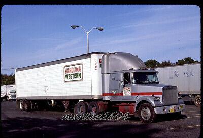 ORIG. TRUCK / SEMI-TRUCK SLIDE  CAROLINA WESTERN
