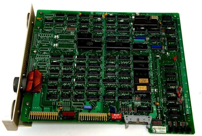 GOULD MODICON S212-200 CONTROL BOARD REV A PCB REV A7 S212200