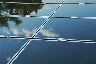 PV-Modul First Solar FS 275 mit 75 Watt, Baujahr 2009 ohne Leistungsminderung