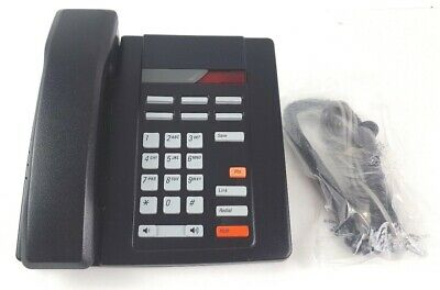 Northern Telecom Telephone Office Phone Nt2n24aa1141 Black
