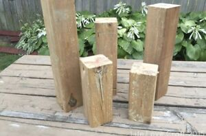 Looking for 4x4 posts - non pressure treated