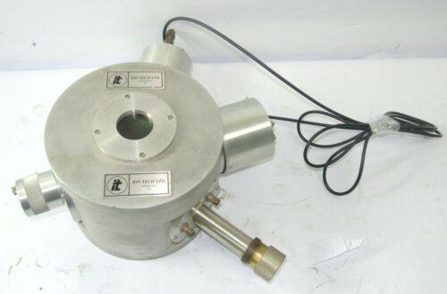 Ion Tech LTD. Vacuum Chamber w/ Electron Ion Gun