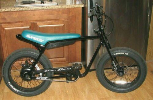 Super 73 Z1 electric mini-bike e-bike