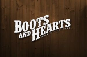 Boots and Hearts Tickets + Parking
