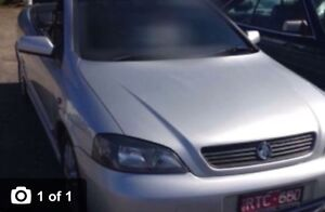 2002 Holden Astra Convertible Carrum Kingston Area Preview