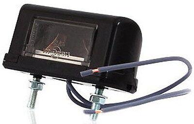 2 Stück Nummernschildbeleuchtung Anhänger Kennzeichenbeleuchtung PKW LKW Traktor