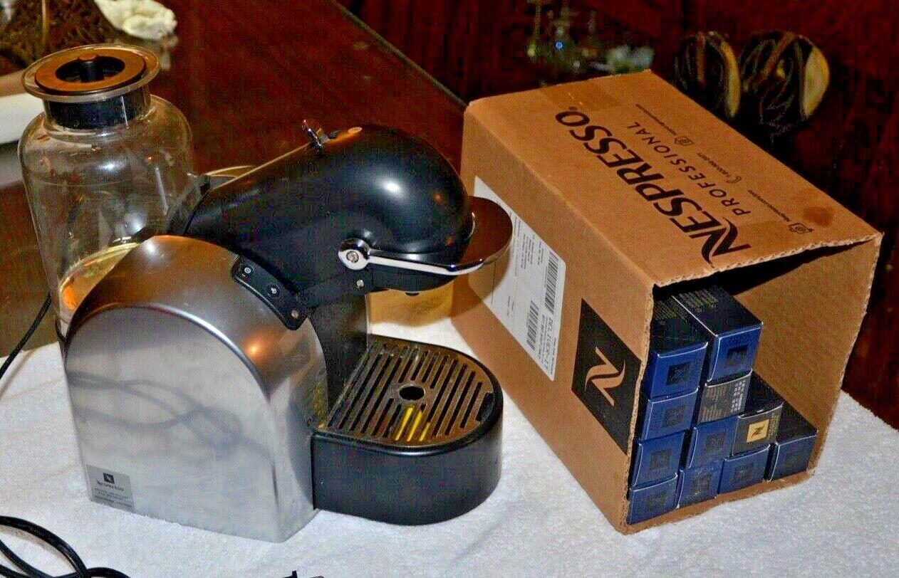 Nespresso D290 Espresso Machine Coffee Maker Cappuccino Caffe Latte Original  - $80.83