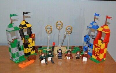 Lego Harry Potter Quidditch Match Set 75956