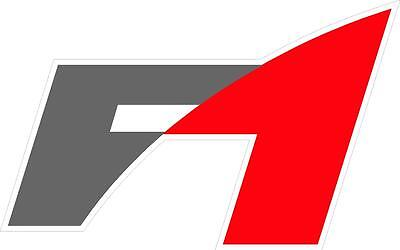 "#z1031 (1) 4"" Honda F1 Formula One 1 Sponsor Decal Sticker Car LAMINATED"