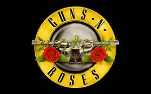 2 x GUNS N ROSES SYDNEY FRIDAY FEB 10 GOLD TICKETS SOLD OUT S112 Sydney City Inner Sydney Preview