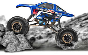 HPI Maverick SCOUT CRAWLER Ready To Run 1:10 RC inc handset, charger, battery