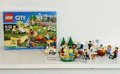 LEGO City 60134 | Divertimento al parco | Fun in the park | People pack COMPLETO