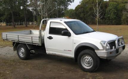 Holden Rodeo 2005 4x4 single cab ute WRECKING parts only V6 Beenleigh Logan Area Preview