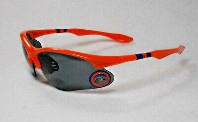 READ LISTING! Florida Gators BULLSEYE XL 3-D Logo. Rare ORANGE Blade Sunglasses! - Bullseye Sunglasses