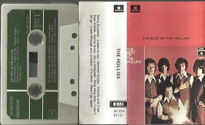 s MC Kassette The Best of the Hollies