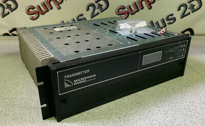 Microwave Radio Corporation Model 900900-3 Microwave Transmitter