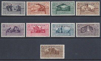 CIRENAICA 1930 Virgilio MNH** (CK)