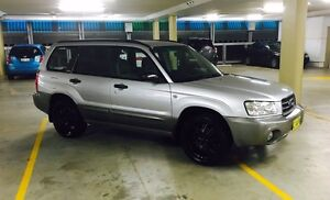 MY03 Subaru Forester XS, 10 months rego Moorebank Liverpool Area Preview