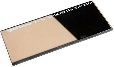 Forney 57061 Lens Replacement Gold Welding Filtershade-10