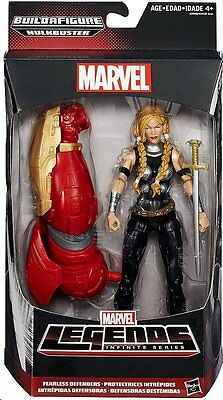 VALKYRIE ( 2015 ) MARVEL LEGENDS ( BUILD A HULKBUSTER SERIES ) ACTION FIGURE #6