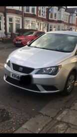 Seat Ibiza 1.2 S 5dr with AC 2014