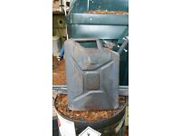 Metal Jerry Can 20 lts