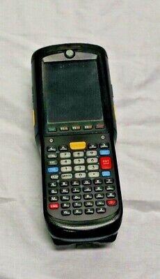 Motorola Mc9590 Wireless Barcode Scanner Tested W 52 Key Keypad