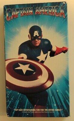 Captain America 1992 Movie (Captain America (VHS 1992))