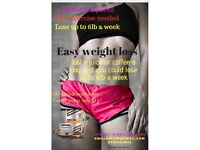 Amazing weight loss no diet needed