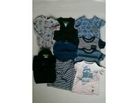 NEXT, Monsoon bundle of boys clothes 12-18 months
