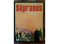 Sopranos dvds seasons 3-6