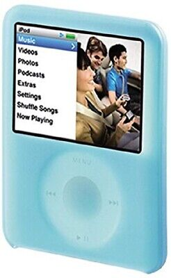 Belkin High Quality Silicone Skin Case for Apple the iPod Nano 3rd Gen - Blue Belkin Blue Silicone Case