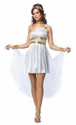 Franco Costume Culture Venus Diva Womens Costume Sz L Brand New