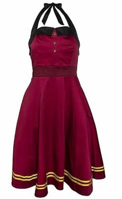 Disney Parks NWT Hollywood Tower of Terror Bellhop Dress Costume 3XL  XXXL 3X