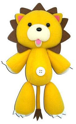 "Brand New Great Eastern Bleach (GE-6960) - 8"" Kon Lion Stuffed Plush Doll"