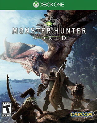 Monster Hunter: World Xbox One [Factory Refurbished]